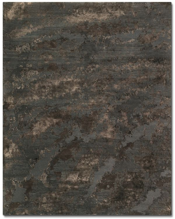 BUTTERFLY CHARCOAL COCO | Tufenkian Carpets
