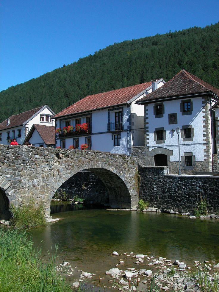 Ochagavia. Navarra. España