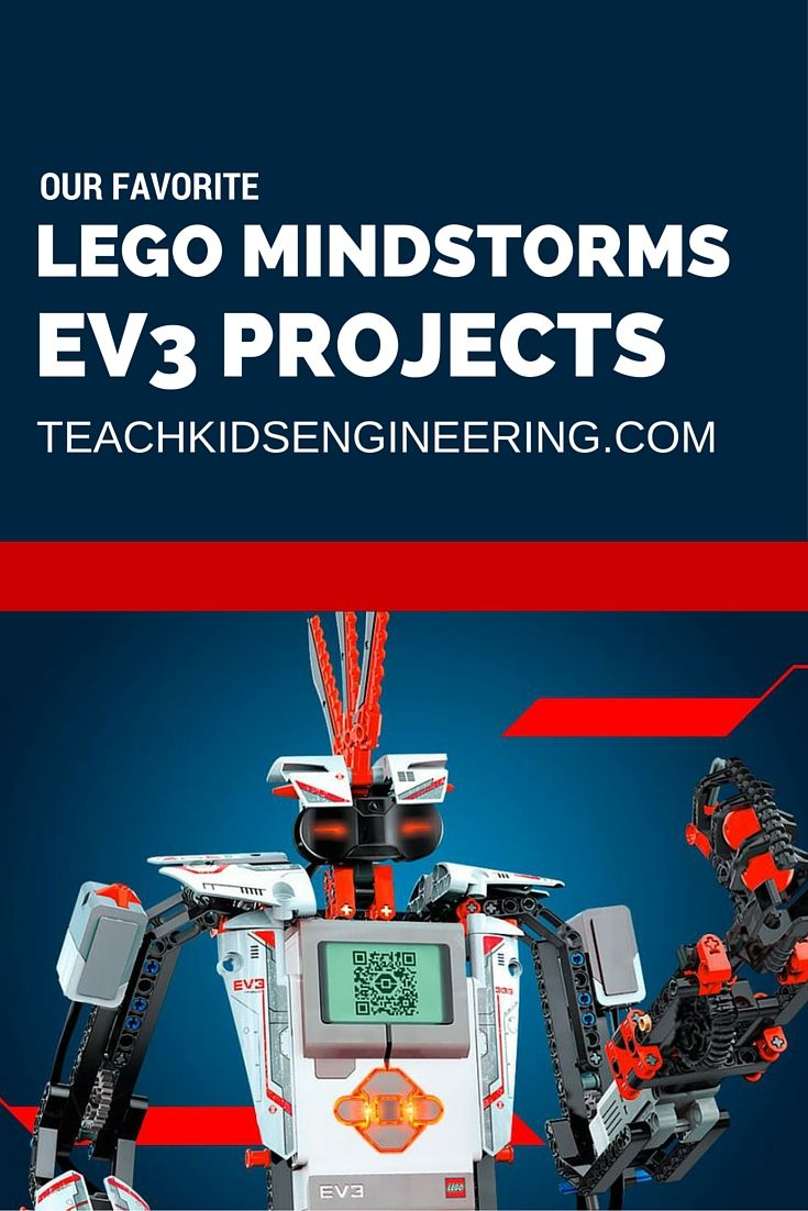 Robotics is a challenging subject to teach, and Mindstorms helps to remove some of the difficult barriers and to engage kids quickly with fun and interesting projects. Here are some of our favorite Lego Mindstorms EV3 projects from around the web.                                                                                                                                                                                 More