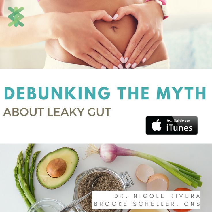Have you been told that Leaky Gut is the cause of all of your ailments? Have you been working hard to heal your leaky gut, only to continue to have symptoms? In this week's episode of Integrative Wellness Radio, join Dr. Nicole Rivera and Brooke Scheller to learn more about the myths of Leaky Gut and how you can heal for body for good! Learn more about functional testing here >>