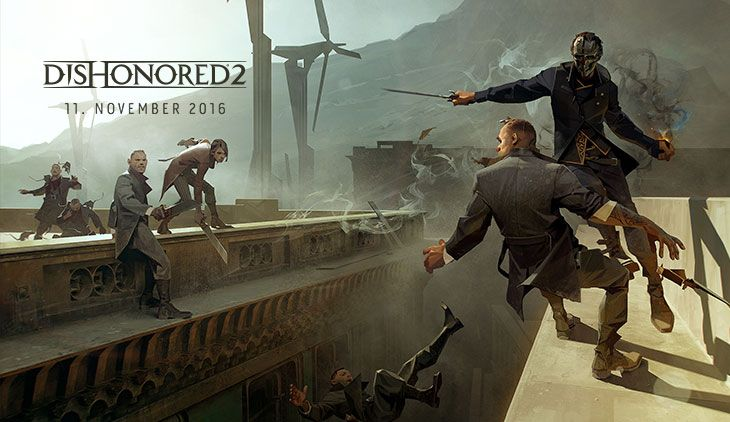 Dishonored 2's Voice Cast Includes Daredevil's Kingpin and Game of Thrones' Oberyn Martell