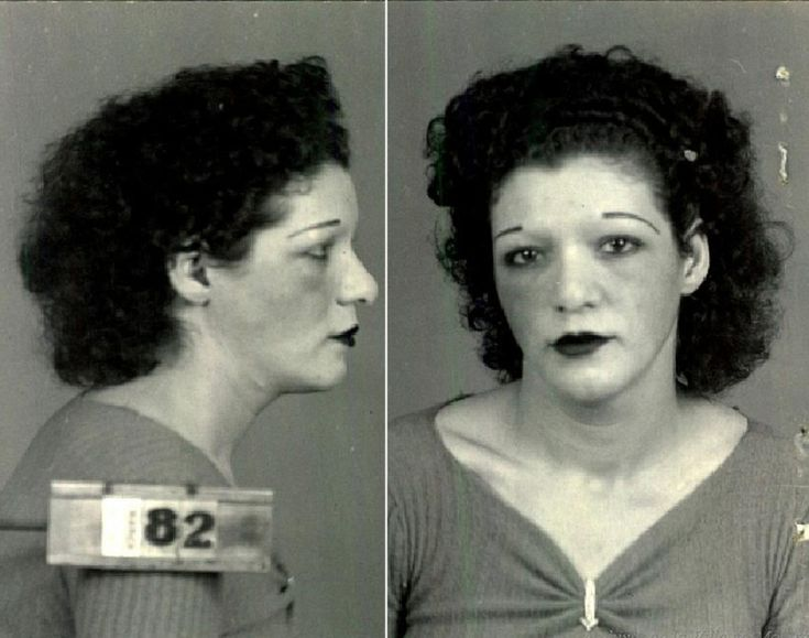 Best Mugshots Images On Pinterest Apps Shots And Funny Mugshots - 15 vintage bad girl mugshots from between the 1940s and 1960s