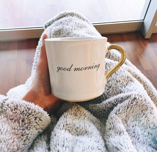 morning, coffee, and good morning