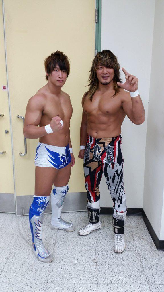 Kota Ibushi & Hiroshi Tanahashi