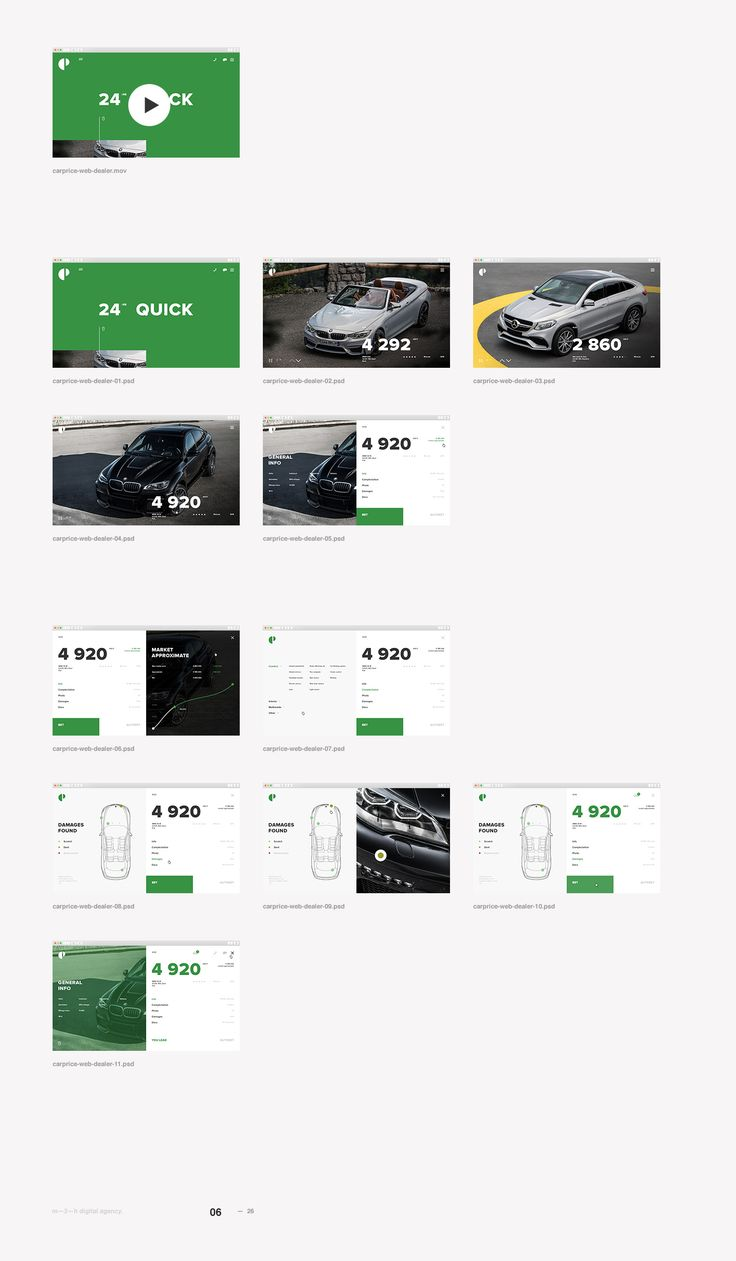 Carprice on Behance