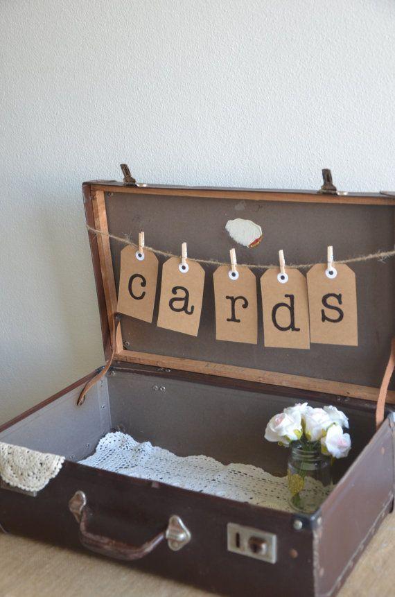 Rustic Wedding Wishing Well Vintage by PeachyBeeAustralia on Etsy