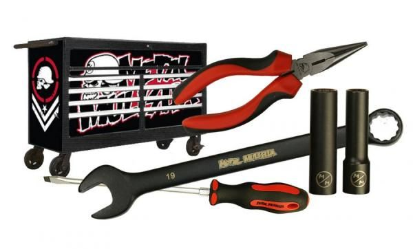 Metal Mulisha tools!