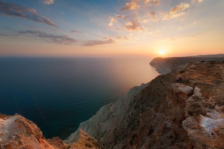 Photograph Cliffs in Paramali by Tomasz Huczek on 500px