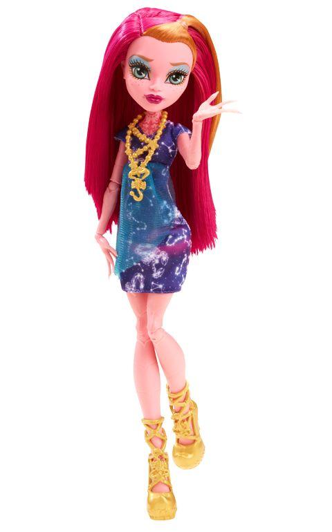 Gigi Grant | Personajes de Monster High | Monster High