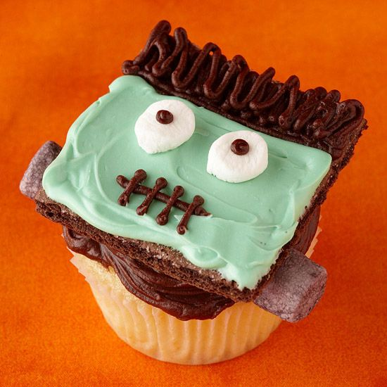 473 Best Cupcake Heaven Halloween Fall Images On