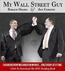 """HOLY CRAP: Jon Corzine's """"MF Global"""", which disappeared 1.6 billion in client funds, represented by Eric Holder's law firm. Surprised yet?"""