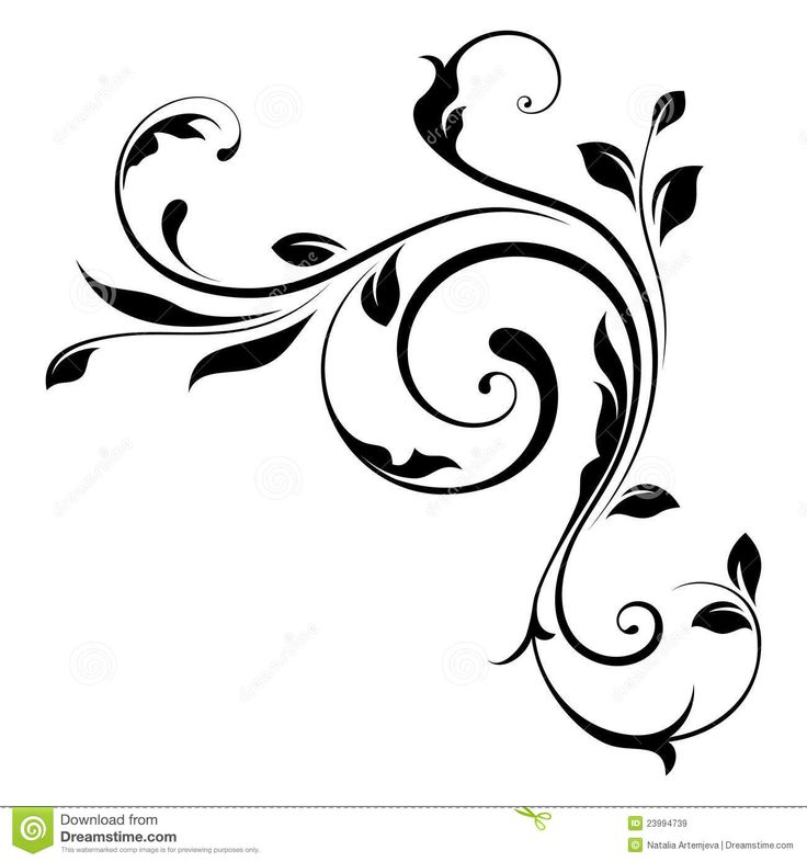 The 25 best swirl design ideas on pinterest swirls for Swirl tattoo designs
