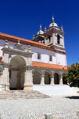 Iglesia de Nazare, Portugal