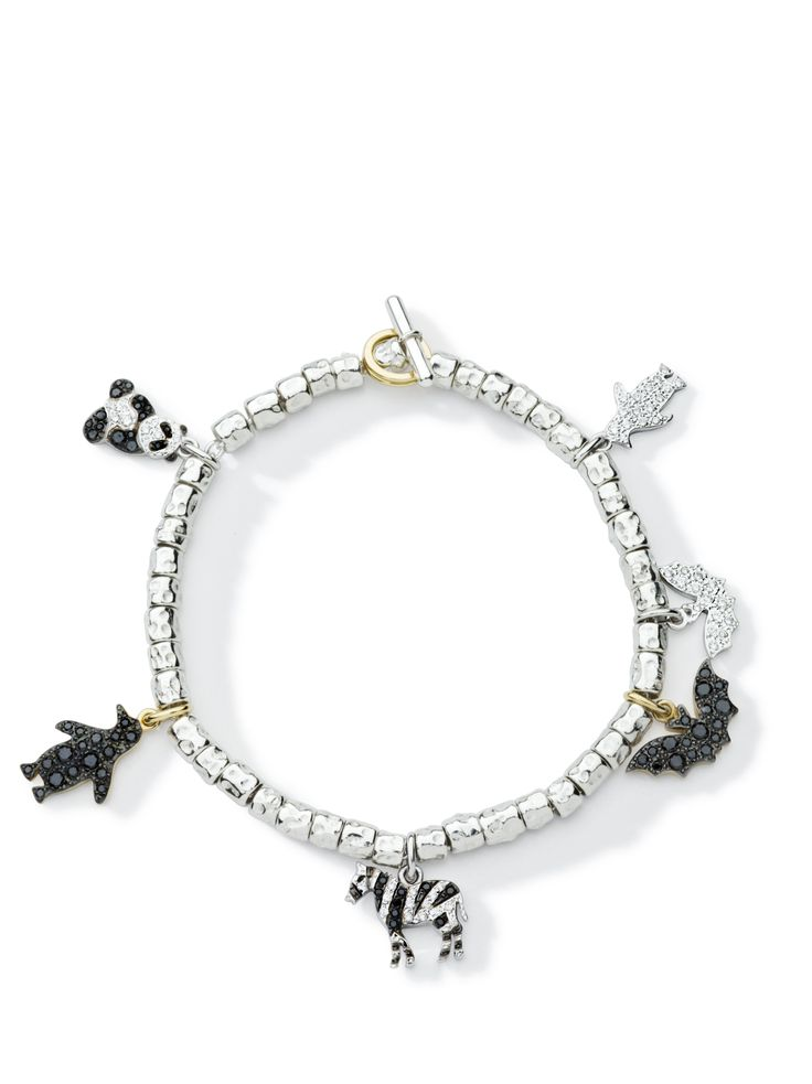 Bracciale Black & White