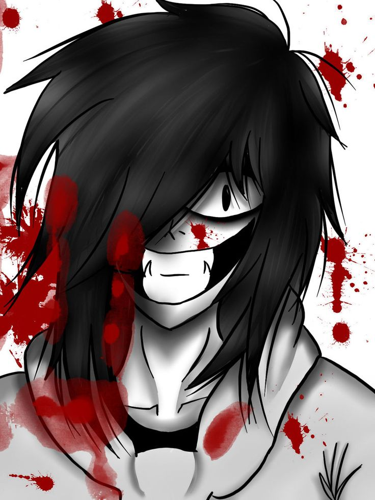 119 best images about Jeff The Killer on Pinterest | Da ...