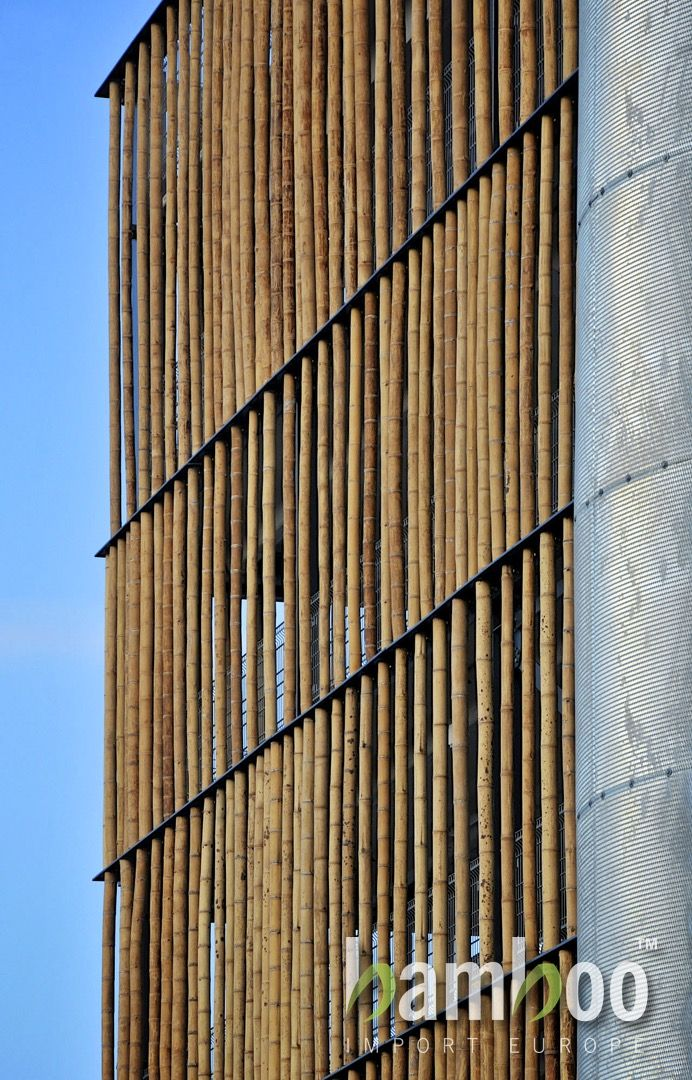 266 best Architecture-skin-bamboo images on Pinterest - calcul surface facade maison