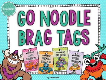 I honestly can't imagine my classroom without Go Noodle.  I've been using it for 3 years now and it just keeps getting better and better!  My students are ELATED whenever we max out our champ.  Lots of brain breaks must be completed to reach this achievement.