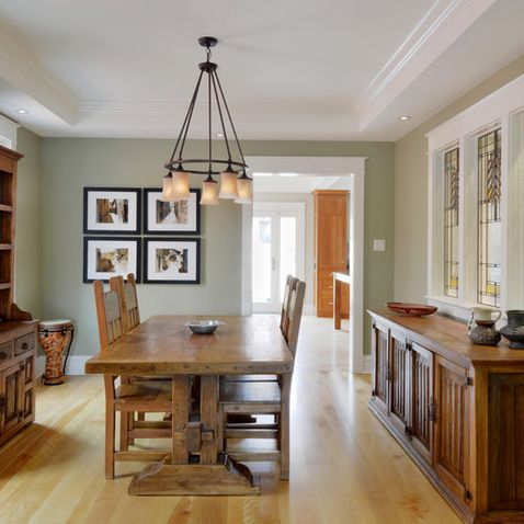 85 best guilford green benjamin moore 2015 color of the for Olive green dining room ideas