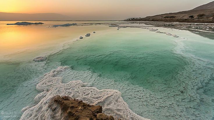 Sunrise at the Dead sea by Jacki Soikis on 500px
