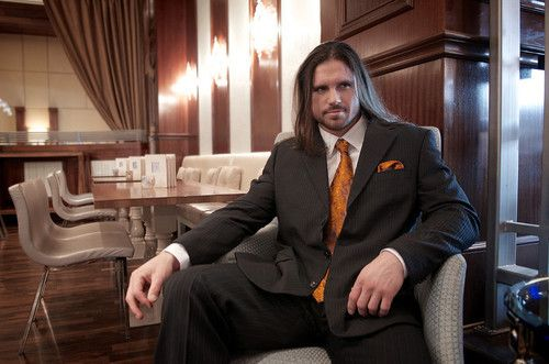 John Hennigan - Wrestling, Writing and Acting | Splash Magazines | Los Angeles
