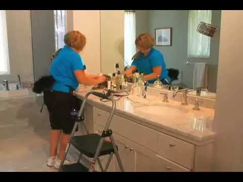 Starting a House Cleaning Business just got easier! ... We provide all of your training wit videos and support while still allowing you the flexibility to build your business   http://www.successmaideasy.com  THERE IS A BEST PRACTICES PROCESS FOR BATH CLEANING  PROCESSES ARE CRITICAL FOR EFFICIENCY WHEN CLEANING BATHS  WE CANNOT SOLVE OUR PROBLEMS W...