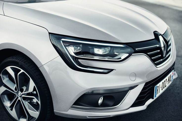 Renault Megane IV Sedan 2016