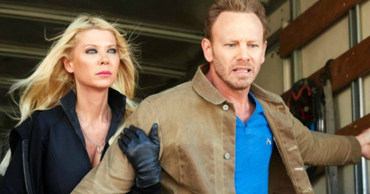 Sharknado 4 Trailer Unleashes a Firenado, Cownado & Wayne Newton -- A slew of new tornadoes are revealed along with a bunch of cameos and a unique Star Wars reference in the new Sharkando 4 trailer. -- http://movieweb.com/sharknado-4-trailer-4th-awakens/