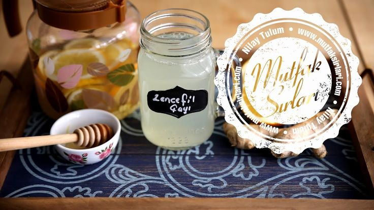 Taze Zencefil Çayı Tarifi - Mutfak Sırları