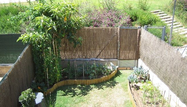 Consejos para el dise o de jardines peque os deco casa for Deco jardines pequenos