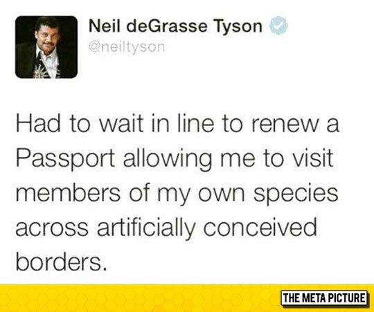 He's Got A Good Point