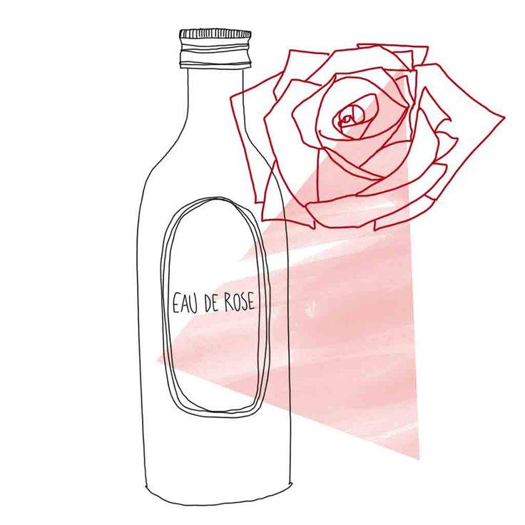 Eau de rose : on vous dit tout sur les bienfaits de l'eau de rose pour avoir une mine radieuse...
