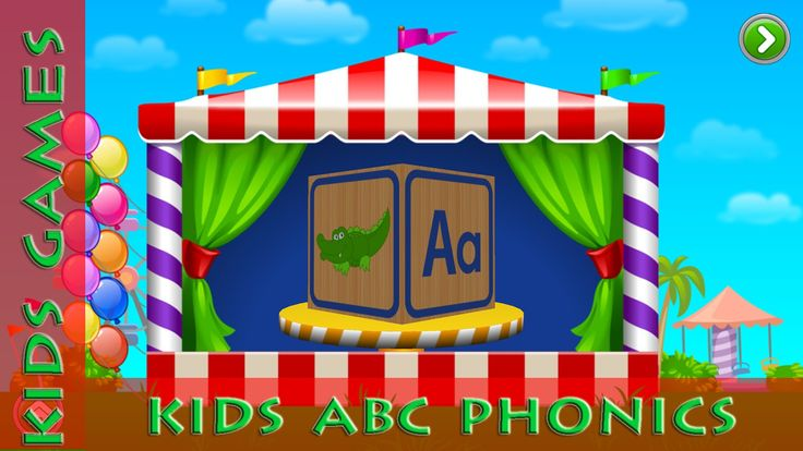 [Kids Games]  Kids ABC Phonics best Android Game app for kids| NLHGAMECH...