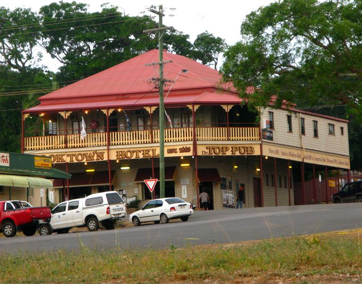 Top Pub in Cooktown, QLD