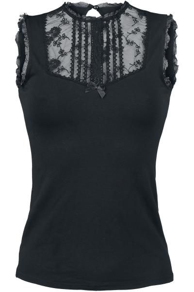 Victorian Lace Top by Vive Maria