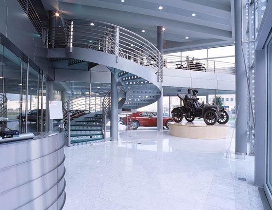 Museo Nicolis, Villafranca di Verona, Italy. Nicolis Museum of Cars, Technology and Mechanics.