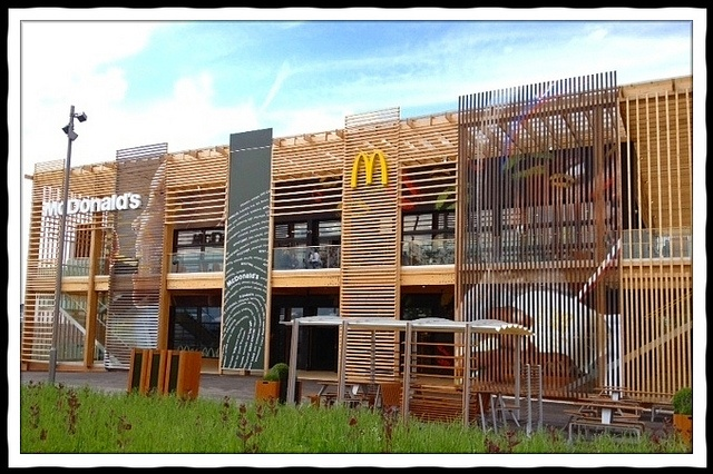 McDonald's Flagship Olympic Restaurant - London by McDonaldsCorp, via Flickr