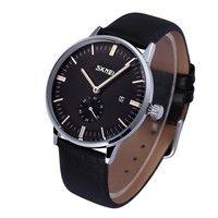 Description:  1.Brand: SKMEI 2.Style : Unisex Watch 3.Features :Round Dial ,Nail Scale ,Date 4.Vinta
