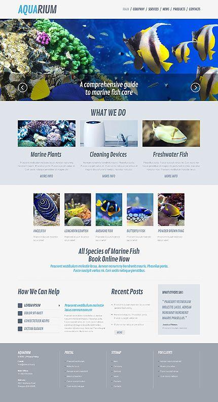 41 besten Animal WordPress Themes Bilder auf Pinterest | Wordpress ...