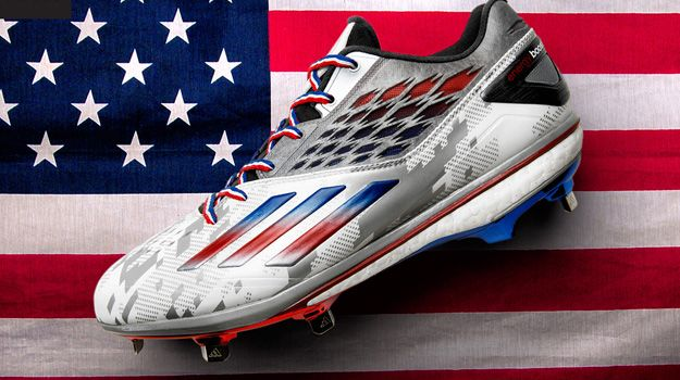 adidas Baseball Unveils A Patriotic Energy Boost Icon For Independence Day