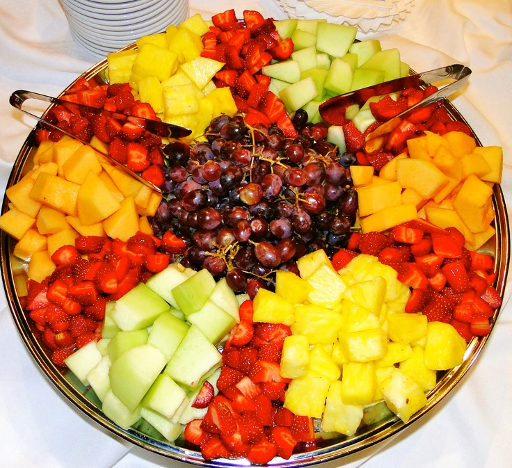 Wedding Reception Fruit Displays Gallery - Wedding Decoration Ideas