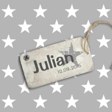 Geboortekaartje Julian