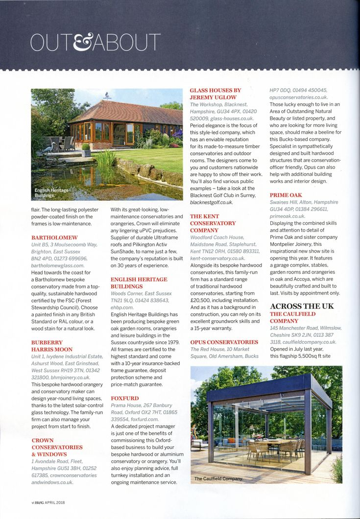 Visit The Caulfield Company's flagship store in Cheshire. http://www.caulfieldcompany.co.uk/ Homes & Gardens April 2018