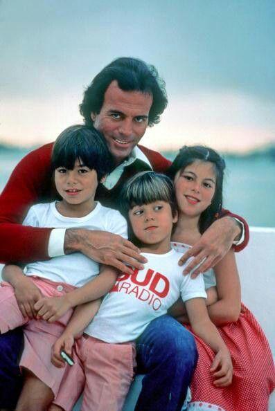 Little Enrique Iglesias #Family