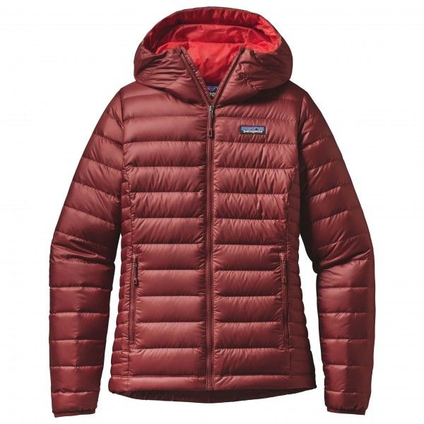THIS COLOUR - Patagonia - Women's Down Sweater Hoody - Donzen jack online kopen en gratis verzending | Bergfreunde.nl