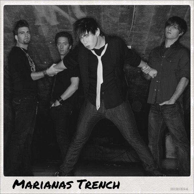 Marianas Trench