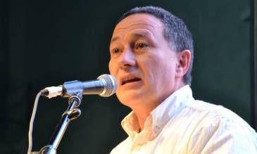 Jorge Ceballos se refirió al accidente entre una formación del tren Sarmiento y un colectivo