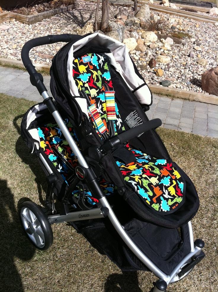 1 Reversible Stroller Liner Etsy And Strollers