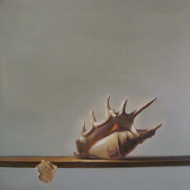 oil on canvas, 120x120cm