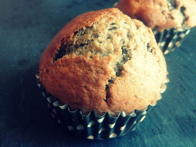 Kirsebær Muffins