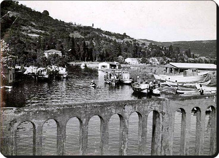 ✿ ❤ Bir zamanlar İSTANBUL, Anadoluhisarı, Göksu - 1960'lar